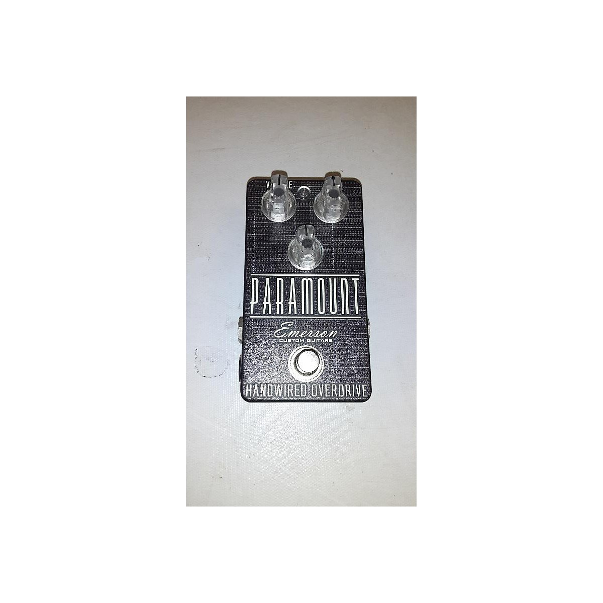 Emerson Paramount Handwired Ltd Ed Effect Pedal