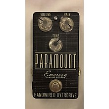 Emerson Paramount Handwired Overdrive Effect Pedal