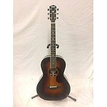Fender Paramount PM-2 Deluxe Acoustic Electric Guitar