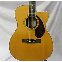 Fender Paramount PM-3 Acoustic Electric Guitar