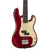 Dean Paramount Rosewood Fingerboard Bass Metallic Red