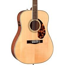 Paramount Series PM-1 Limited Adirondack Dreadnought, Mahogany Acoustic-Electric Guitar Level 2 Natural 190839276193