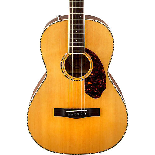Fender Paramount Series PM-2 Standard Parlor Acoustic-Electric Guitar