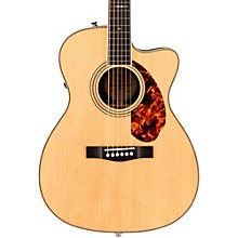 Paramount Series PM-3 Limited Adirondack Triple-0, Rosewood Acoustic-Electric Guitar Level 2 Natural 190839232908
