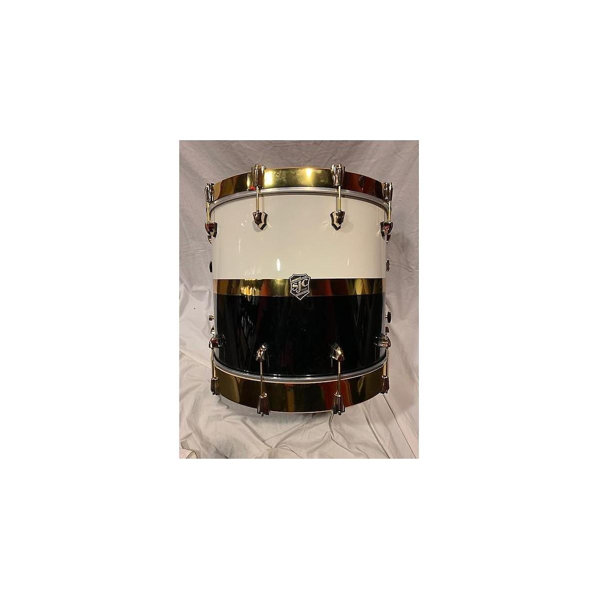 SJC Drums Paramount Tuxedo Maple Drum Kit