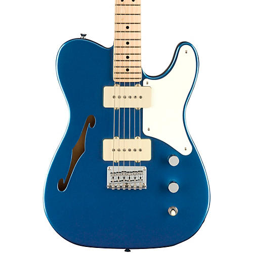 Squier Paranormal Series Cabronita Telecaster Thinline Electric Guitar with Maple Fingerboard