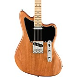 Squier Paranormal Series Offset Telecaster Maple Fingerboard Natural