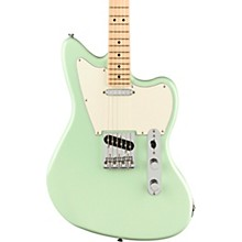 Paranormal Series Offset Telecaster Maple Fingerboard Surf Green