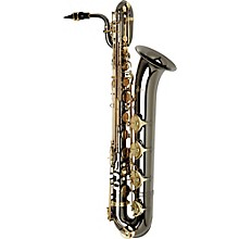 Allora Paris Series Professional Black Nickel Baritone Saxophone