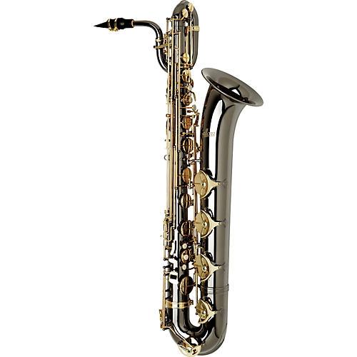 Allora Paris Series Professional Black Nickel Baritone Saxophone