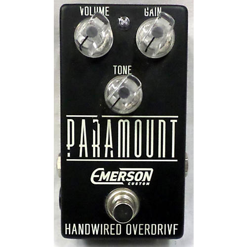 Emerson Parliament Overdrive Effect Pedal