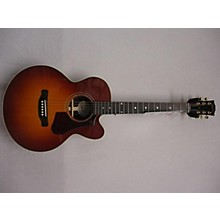 Gibson Parlor Acoustic Guitar