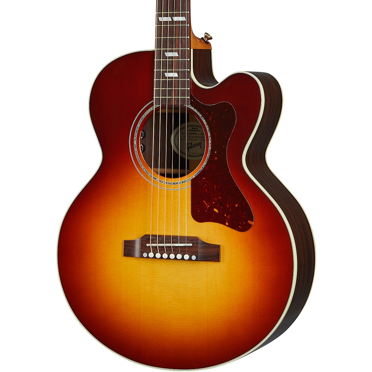 Gibson Parlor Modern EC Rosewood Acoustic-Electric Guitar