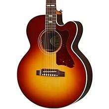 Parlor Modern EC Rosewood Acoustic-Electric Guitar Rosewood Burst