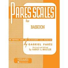 Hal Leonard Par¨s Scales For Bassoon