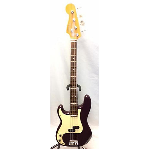 used fender parts p bass electric bass guitar purple guitar center. Black Bedroom Furniture Sets. Home Design Ideas