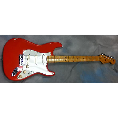 Fender Parts Solid Body Electric Guitar