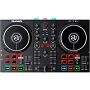 Party Mix II DJ Controller with Built-In Light Show
