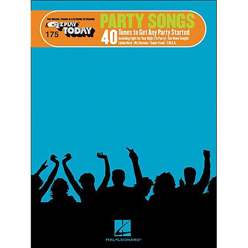 Hal Leonard Party Songs E-Z Play 175