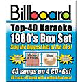 Sybersound Party Tyme Karaoke - Billboard 80's Box Set thumbnail