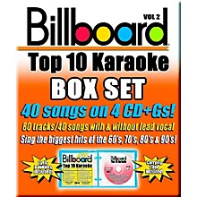 Sybersound Party Tyme Karaoke - Billboard Box Set 2