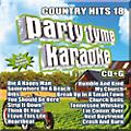 Universal Music Group Party Tyme Karaoke - Country Hits 18 thumbnail