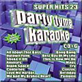 Sybersound Party Tyme Karaoke - Super Hits 24 thumbnail