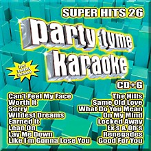 Sybersound Party Tyme Karaoke - Super Hits 26