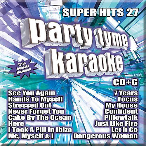 Universal Music Group Party Tyme Karaoke - Super Hits 27