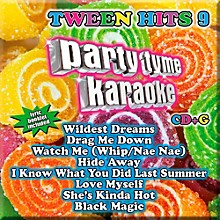 Sybersound Party Tyme Karaoke - Tween Hits 9