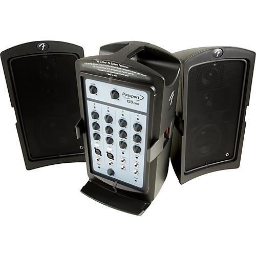 fender passport 150 pro portable pa system guitar center rh guitarcenter com fender passport p150 specs Fender Passport 250 PA System