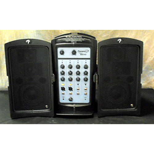 Fender Passport 150 Pro Sound Package