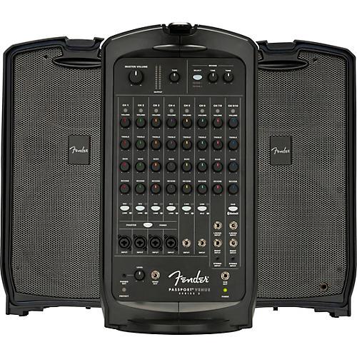 Fender Passport Venue Series 2 600W Portable PA System
