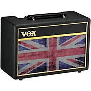 Pathfinder 10 10W 1x6.5 Limited Edition Union Jack Guitar Combo Amp Black
