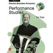 De Haske Music Patrick Sheridan Presents Performance Studies De Haske Play-Along Book Series Written by Patrick Sheridan