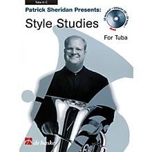 De Haske Music Patrick Sheridan Presents Style Studies De Haske Play-Along Book Series by Patrick Sheridan