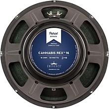 "Eminence Patriot Cannabis Rex 12"" 50W Guitar Speaker with Hemp Cone Level 1  16 Ohm"