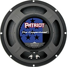 "Eminence Patriot The Copperhead 10"" 75W Guitar Speaker Level 1  10 in."