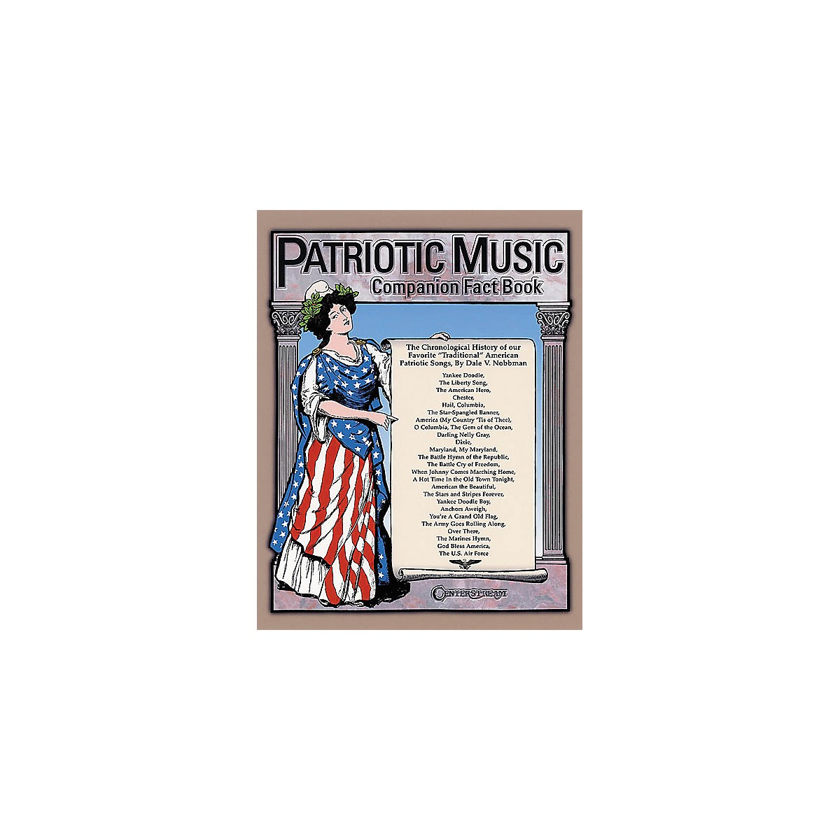 Centerstream Publishing Patriotic Music Companion Fact Book