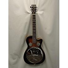 Gold Tone Paul Beard Signature PBRCA Round Neck Resnoator Resonator Guitar