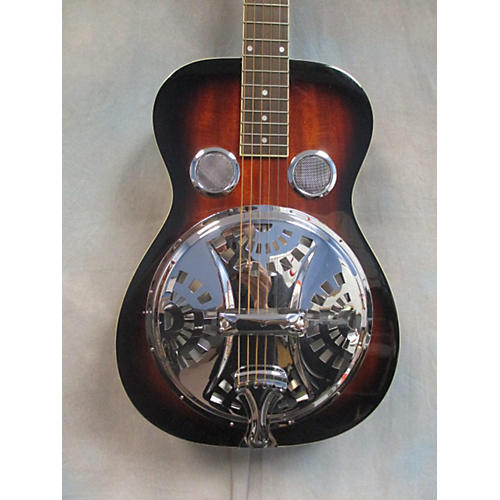 Gold Tone Paul Beard Signature Square Neck Resonator Guitar