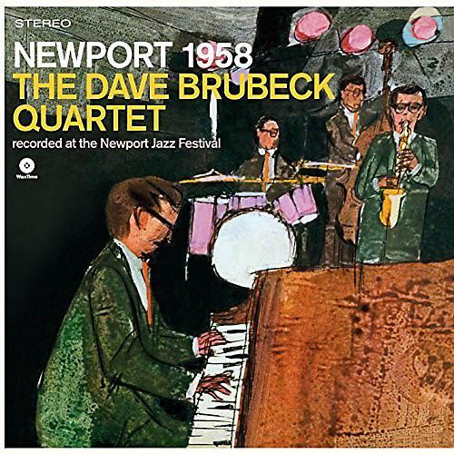 Alliance Paul Brubeck - Newport 1958