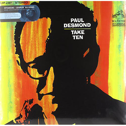 Alliance Paul Desmond - Take Ten