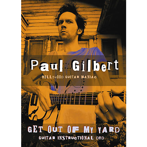 Alfred Paul Gilbert - Get Out Of My Yard DVD