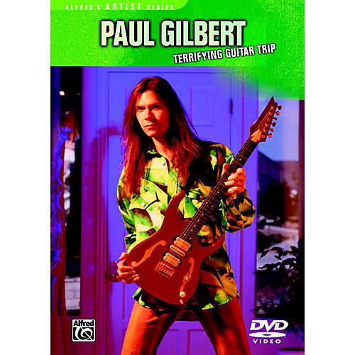 Alfred Paul Gilbert - Terrifying Guitar Trip DVD
