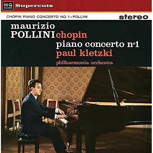 Alliance Paul Kletzki & Philharmonia Orchestra - Chopin Piano Concerto No. 1