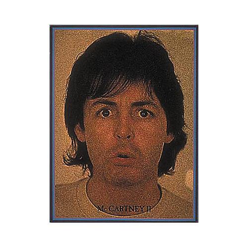 Hal Leonard Paul McCartney - McCartney II Piano, Vocal, Guitar Songbook