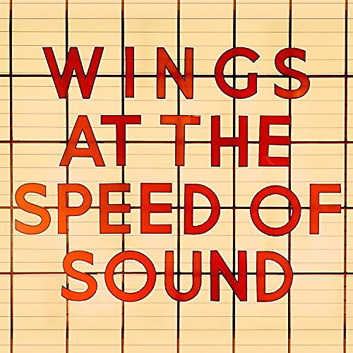Alliance Paul McCartney & Wings - At The Speed Of Sound