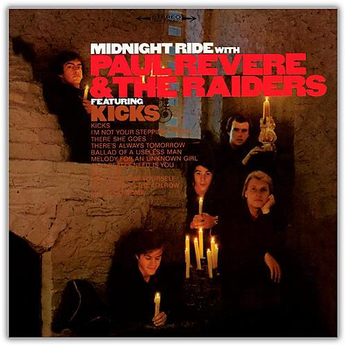 RED Paul Revere & The Raiders - Midnight Ride