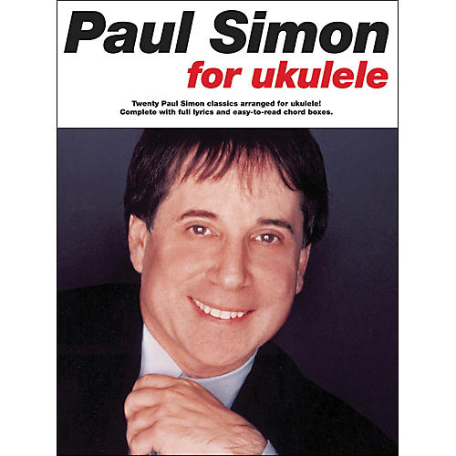 Music Sales Paul Simon for Ukulele